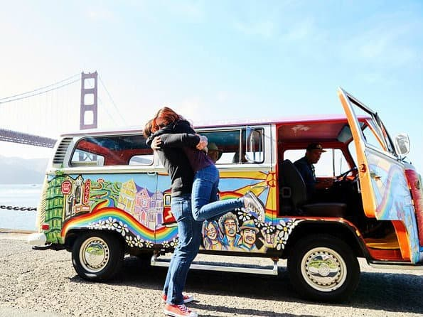 Supplier Feature: Celebrate the Summer of Love with the San Francisco Love Tours