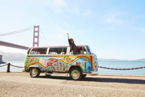 Celebrate the Summer of Love with the San Francisco Love Tours