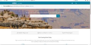 viator travel agent program homepage screenshot