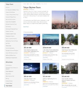 Tokyo skytree tours