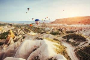 Cappadocia, Istanbul, Turkey