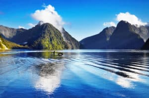 Fiordland and Milford Sound