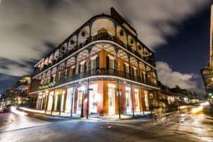 New-Orleans french quarter