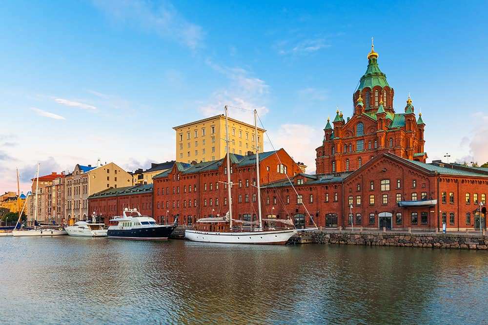 Helsinki Travel Guide