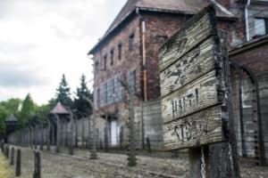 Poland, Krakow, Auschwitz