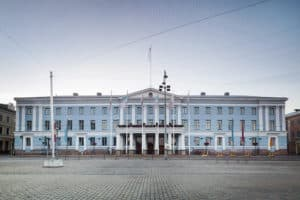 Market Square, Kauppatori, City Hall, Helsinki