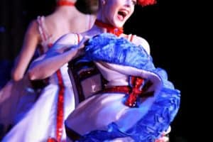 Moulin Rouge Paris Christmas Dinner and Show