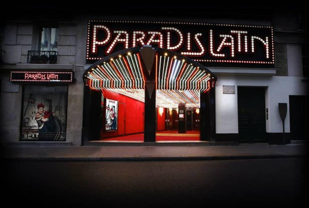 New Paradis Latin Show