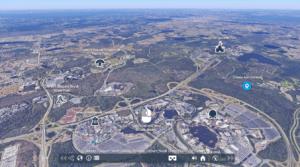 virtual tour disney world