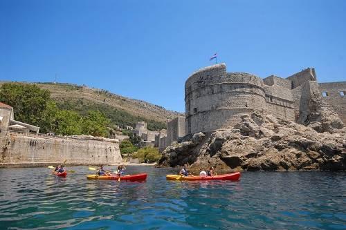 Adventure Dubrovnik - Sea Kayaking and Snorkeling Tour-500x333