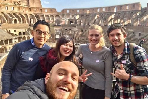 Colosseum Underground and Ancient Rome Semi-Private Tour-500x333
