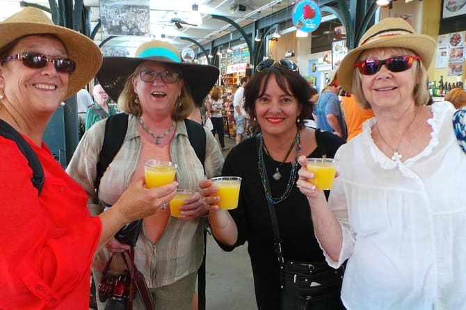 Private New Orleans Food Tour of the French Quarter